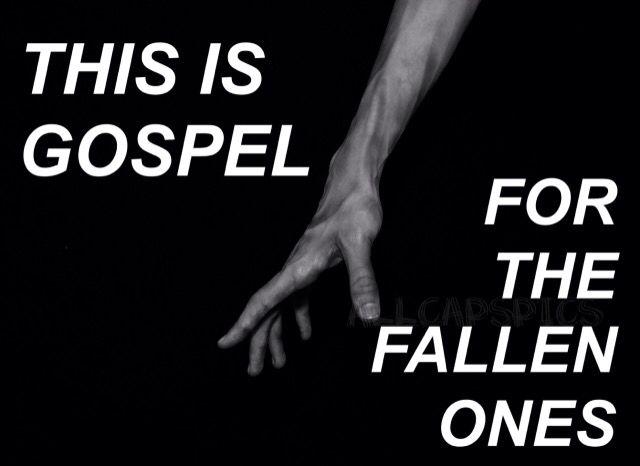 this is gospel // p!atd , creds @hellabandtrash