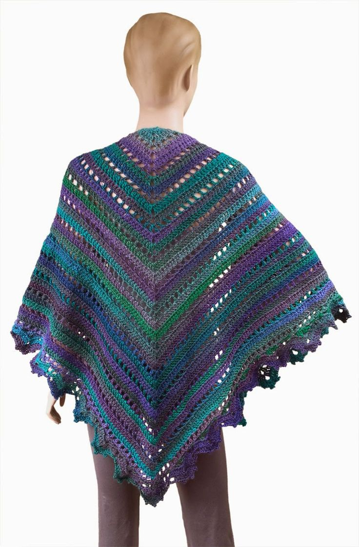 I put this up as a free pattern on Ravelry a while back, but wanted to add it here to make sure you knew about it. Penelop...