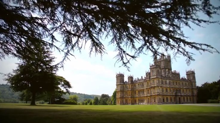 Last Days of Downton | All six Downton Abbey trailers together, Series 1 to 6