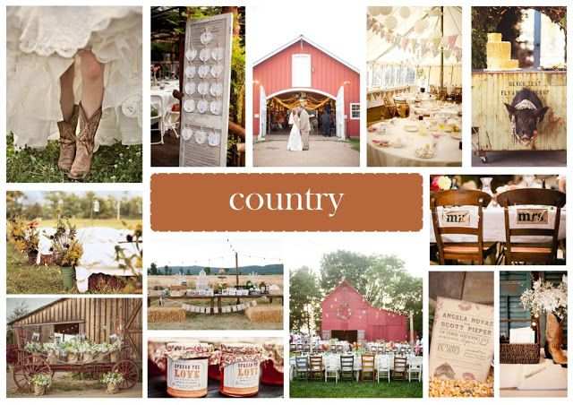 Country Inspiration