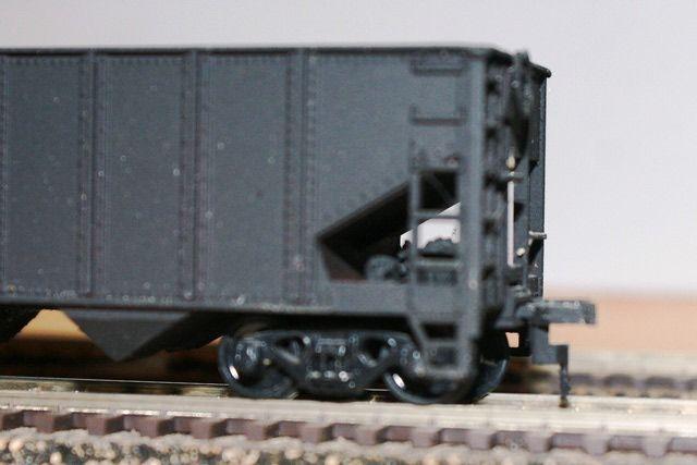 Rail transport modelling