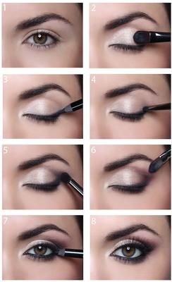 tutorial maquillaje nude