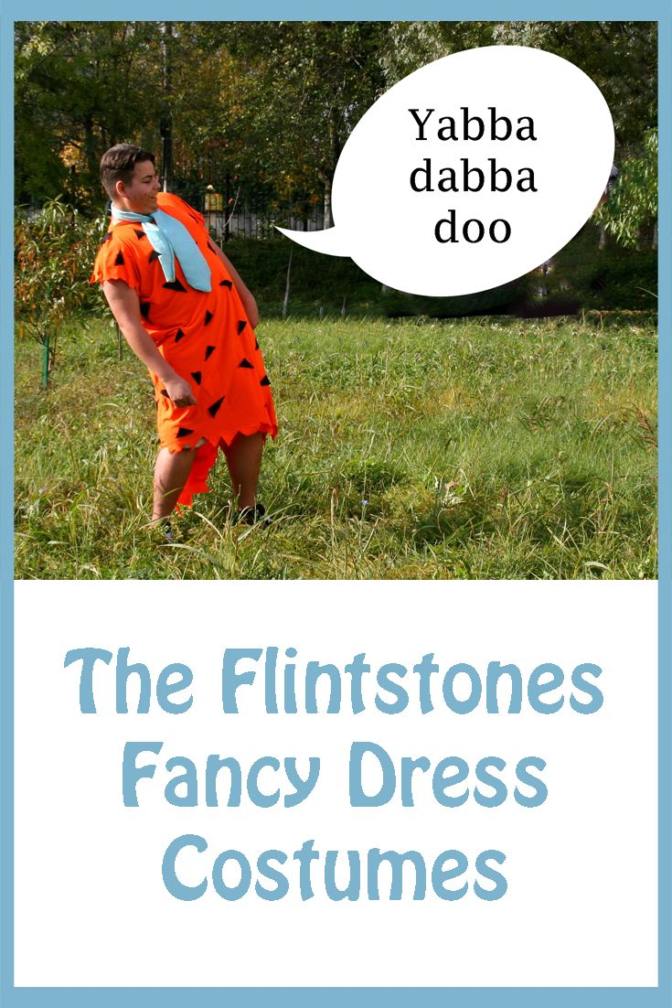 Flintstones Fancy Dress Costumes