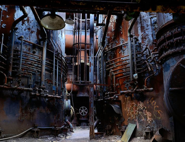 69 best images about Abandoned steel mills on Pinterest ...
