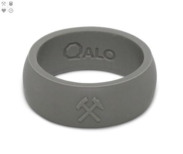 Qalo Q2x Quality Rings Are Designed For Hardworking Hands