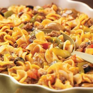 California Casserole - Hubs is always talking about California Casserole...I'll have to try this one. :)