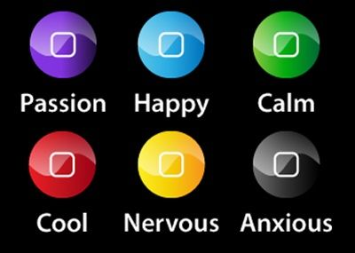 mood home buttons