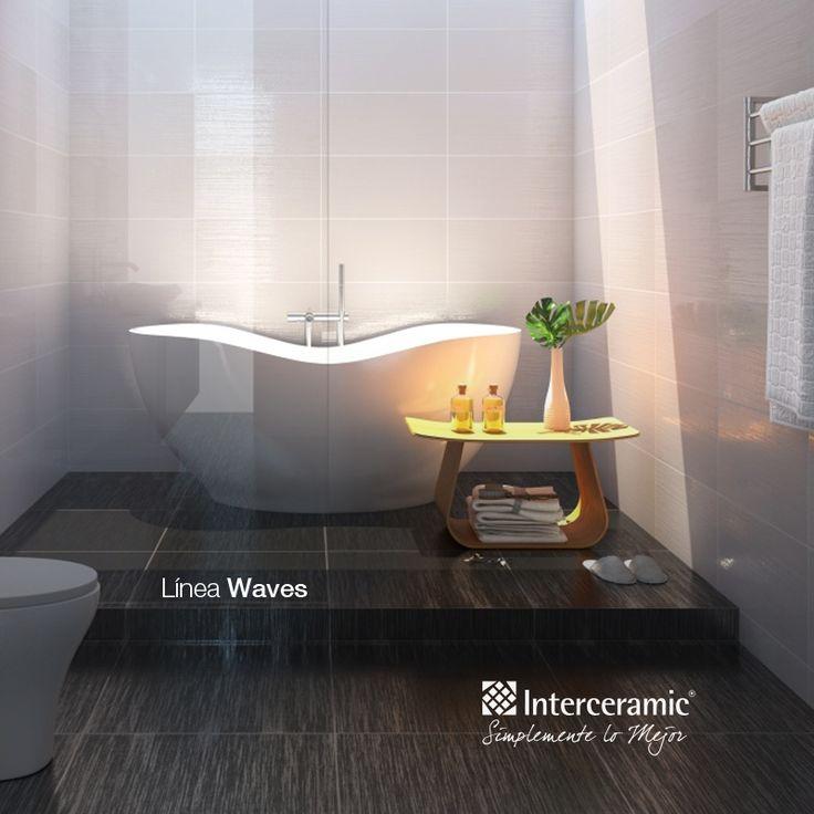 Dale personalidad a todos tus proyectos con los pisos y for Interceramic pisos
