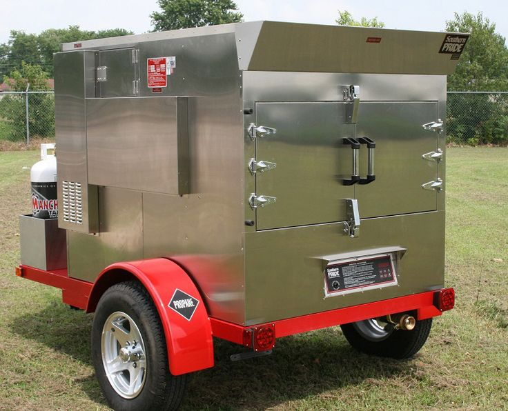 Spk 500 Mobile Mobile Commercial Smokers Southern