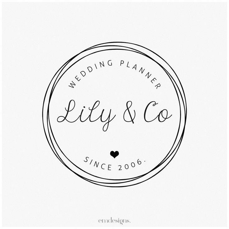 Logo, Logo boda, diseño moderno, elegante, minimalista logotipo logotipo, marca, insignia de las mujeres, logotipo, logotipo gráfico del corazón de EmDesignsPaper en Etsy https://www.etsy.com/mx/listing/522659759/logo-logo-boda-diseno-moderno-elegante