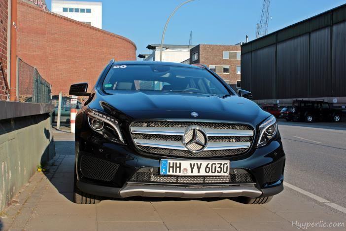 Bildergalerie: Mercedes-Benz GLA 220 CDI mit AMG Line - HYYPERLIC