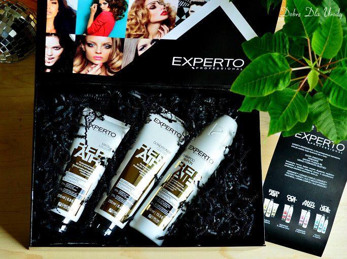 Experto Professional Piękne włosy z Cece of Sweden powstała dla kobiet, które poszukują wyjątkowych i skutecznych kosmetyków pielęgnacyjnych, idealnie dopasowanych do ich potrzeb. Wśród czterech linii wybrałam dla siebie Experto Repair, to profesjonalna pielęgnacja włosów suchych i zniszczonych, z keratrixemtm i proteinami pszenicy.  Więcej na stronie - http://cece.pl/pl/produkty/37.html    Recenzja za jakiś czas na blogu...
