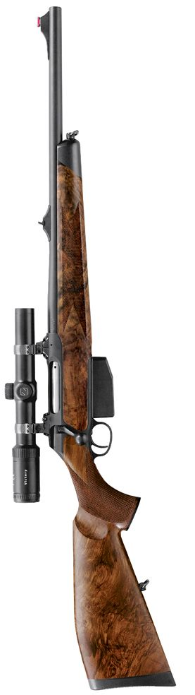 SAUER 202 Forest - For those searching for precision in every detail, there is no way to overlook the SAUER 202. It is the perfect symbiosis of high tech and handwork and is a sovereign statement of superior value. www.sauer.de/en/products/bolt-action-rifles/s-202/s-202-forest-en/features.html