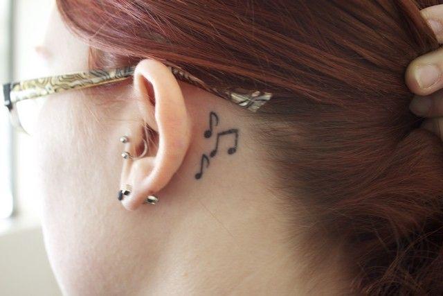 Music Note Tattoos Behind The Ear  3744.jpg
