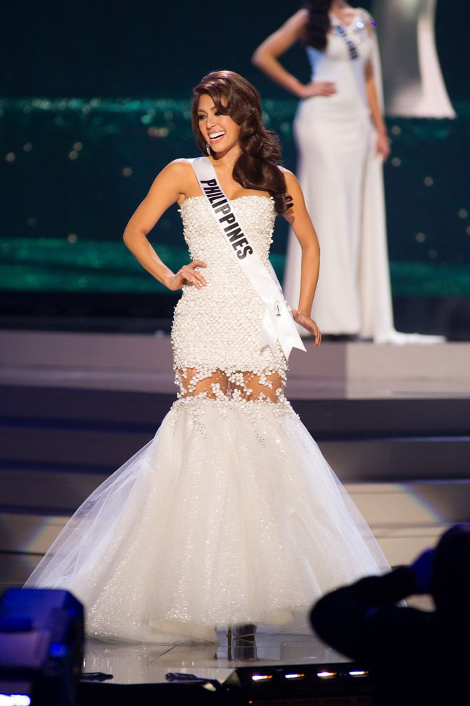 81 best Miss Universe Evening Gown images on Pinterest | Beauty ...