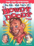 It's Howdy Doody Time!: The Lost Episodes [5 Discs] [DVD]