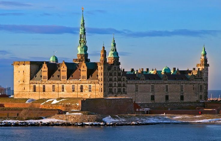 Interesting Popular Tourist Attractions In Denmark with Zoological Kronborg Castle In Denmark   Goventures.org