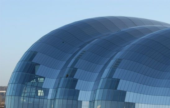 The Sage, Gateshead, England, 1997-2004 |  © Foster + Partners | Nigel Young