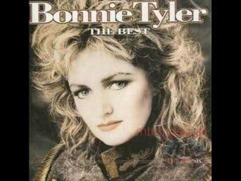 "Bonnie Tyler - I Need a Hero (Lyrics) from ""Footloose"" I ♥ the 80's!"