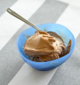 If you've been looking for the perfect chocolate dessert that's also good for you - this Healthy Thermomix Chocolate Ice Cream is for you!
