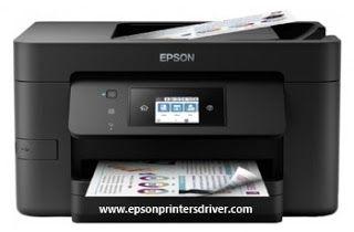 Epson WORKFORCE PRO WF-3720DWF Driver