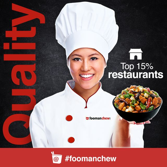 #foomanchew #chinesefood The easiest way to order Chinese food online, from only the best restaurants! #atlanta #nashville #dallas