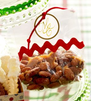 Sugared Almond Recipe - Makes a great edible holiday gift!