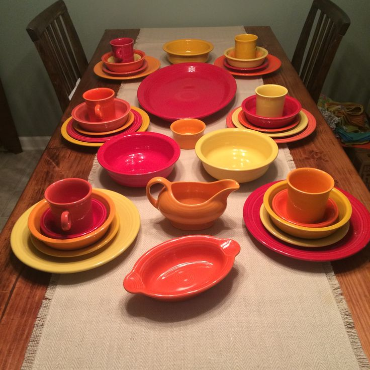 140 best Fiestaware images on Pinterest   Fiesta ware, Homer ...
