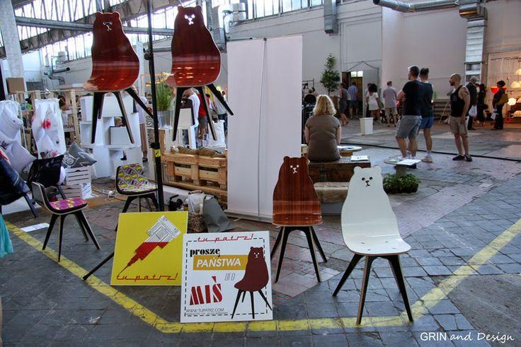 WZORY - stoisko TuPatrz www.grinanddesign.blogspot.com