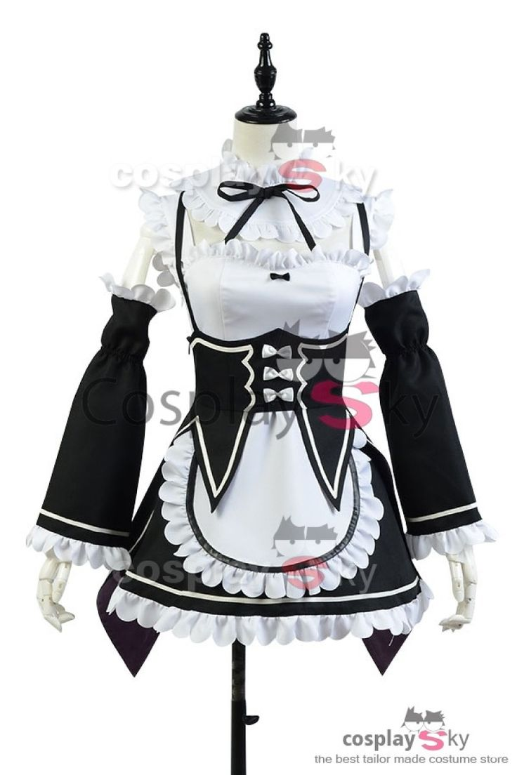 Re:Zero Life In A Different World From Zero Rem Outfit ...