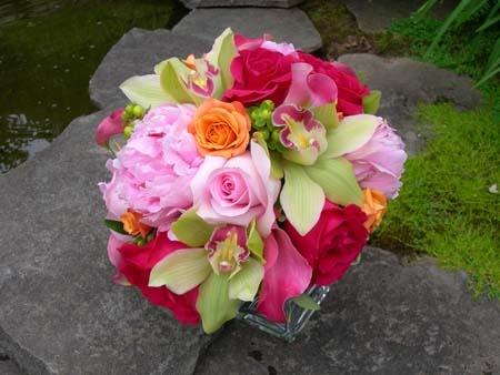 170 best Tropical Wedding Bouquets images on Pinterest | Bridal ...