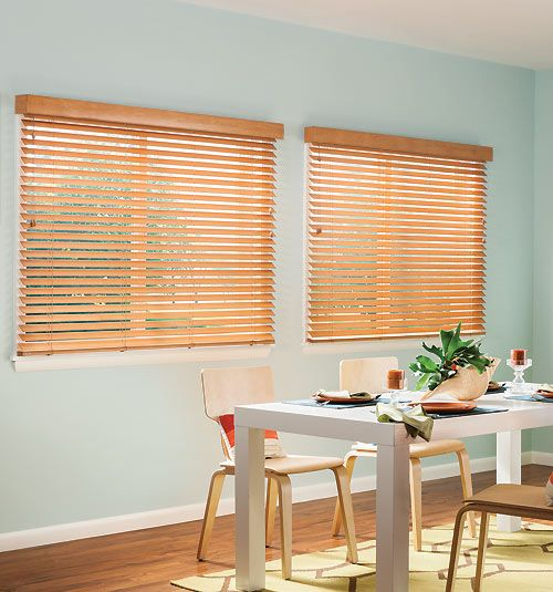 92 best wood blinds images on pinterest sheet curtains for Bali blinds