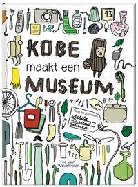 Kobe maakt een museum lestips van juf maike