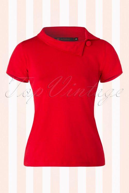 Hulahup Nice Red T Shirt  16385 20150625 004W