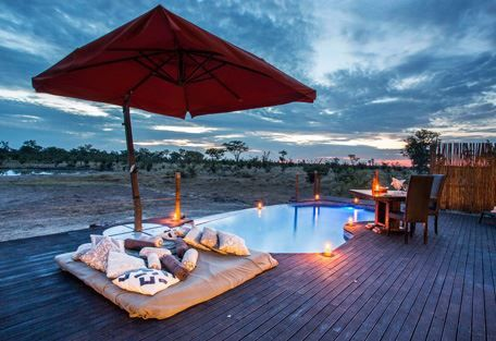Botswana's exclusive Camp Kuzuma featured in the latest SA Travel Blog!  http://satravelblog.com/botswanas-exclusive-camp-kuzuma/