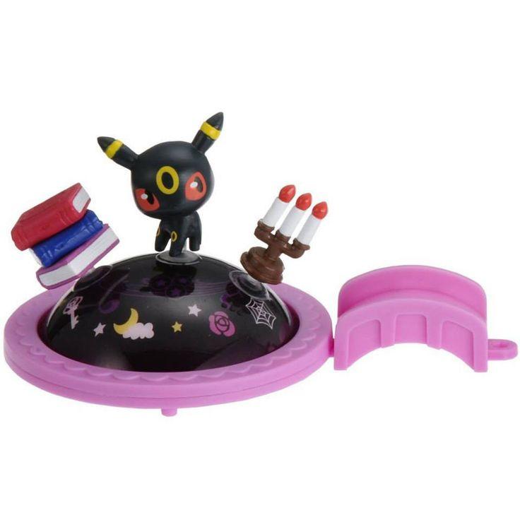 Pokemon Pita-Poke figure playset - Umbreon by Takara Tomy **UK SELLER** PitaPoke