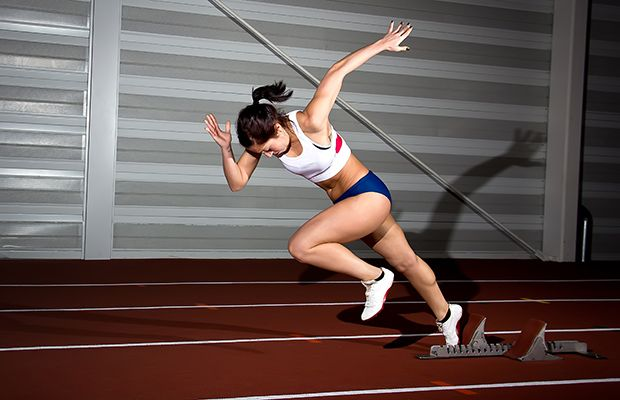 3 Sprint Workouts to Burn Calories Fast - Believe it or not, you were born to sprint. Tap your inner athlete with these sprint workouts designed to get you on the fast-track to a stronger, leaner body.