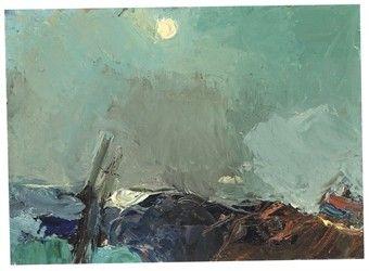 Sea and Sky - Joan Eardley