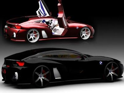 BMW Sport Cars BMW Flash Concept By Khalfi OussamaSport Cars And The Concept