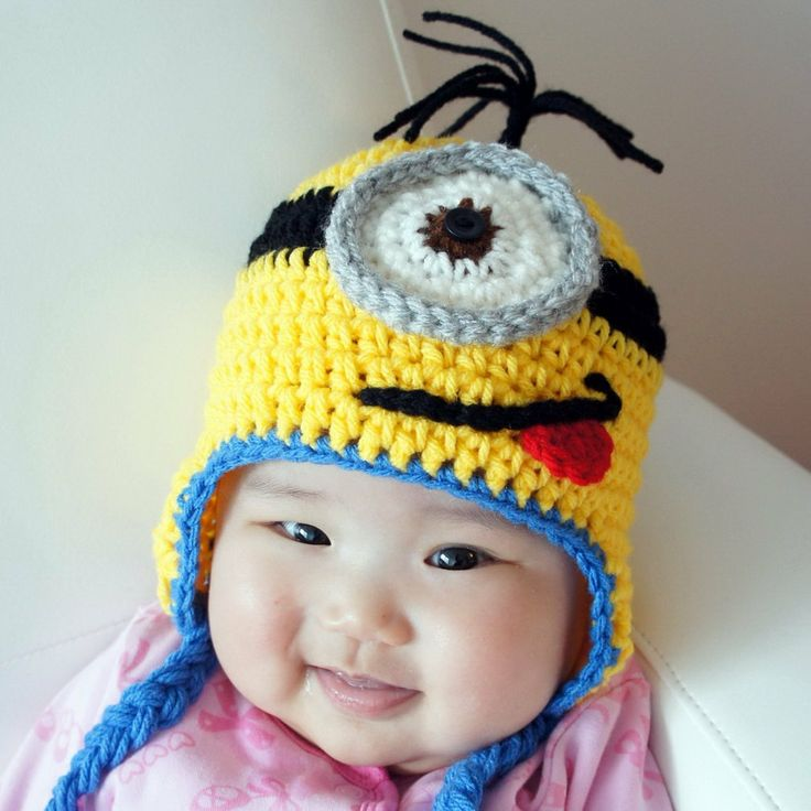 You searched for: baby minion hat! Etsy is the home to thousands of handmade, vintage, and one-of-a-kind products and gifts related to your search. No matter what you're looking for or where you are in the world, our global marketplace of sellers can help you find unique and affordable options. Let's get started!