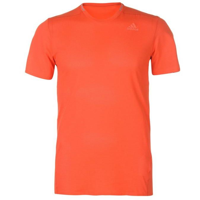 adidas Supernova T Shirt Mens | Running Clothing | Climalite | Lightweight