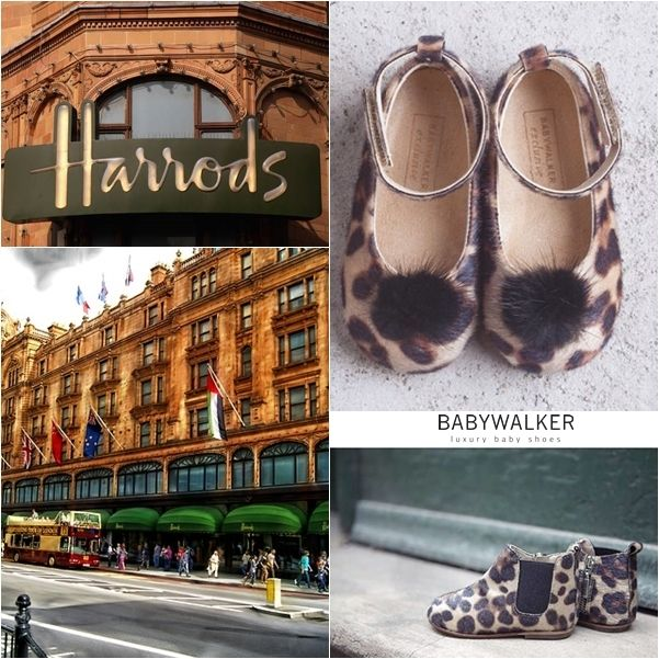 BABYWALKER goes... Harrods!