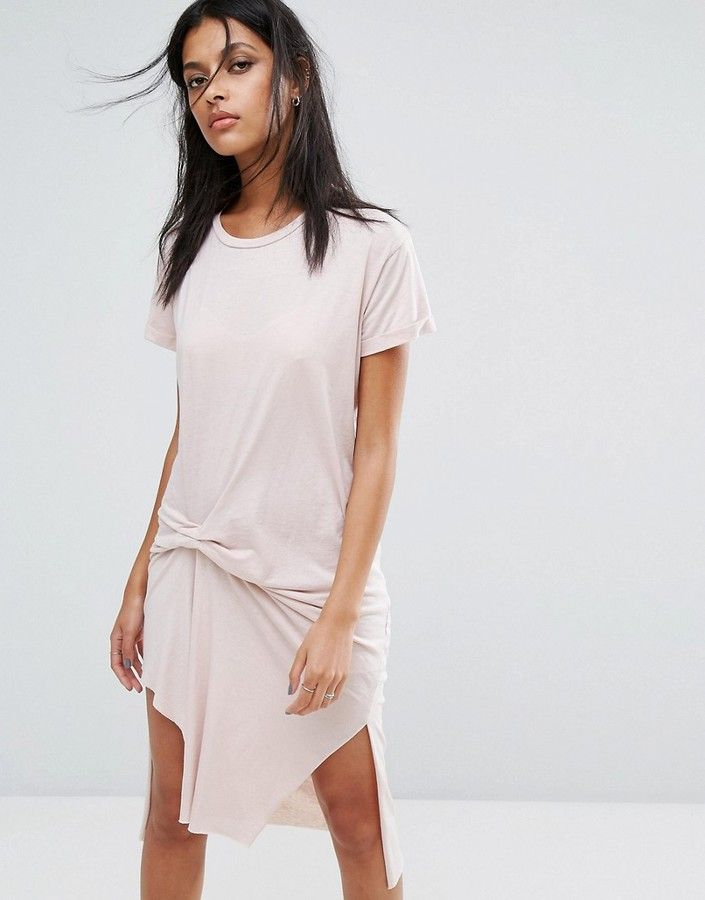 AllSaints Rivi T-Shirt Dress