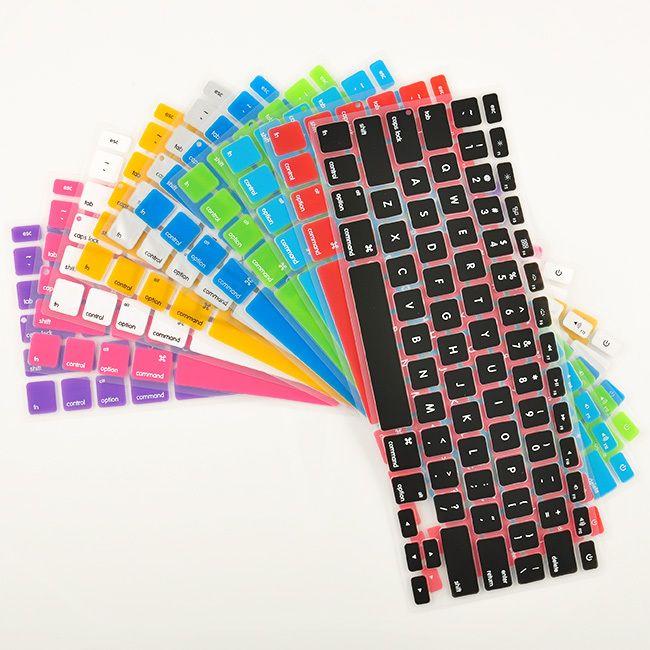 Дешевое 10 цветов высокие цены на клавиатура кожного покрова для Apple , ноутбук клавиатура цветной фильм, Купить Качество Чехлы для клавиатур непосредственно из китайских фирмах-поставщиках:  10 цветов высокого силикагель клавиатуры кожи для яблочный ноутбук клавиатура компьютера цвет пленки