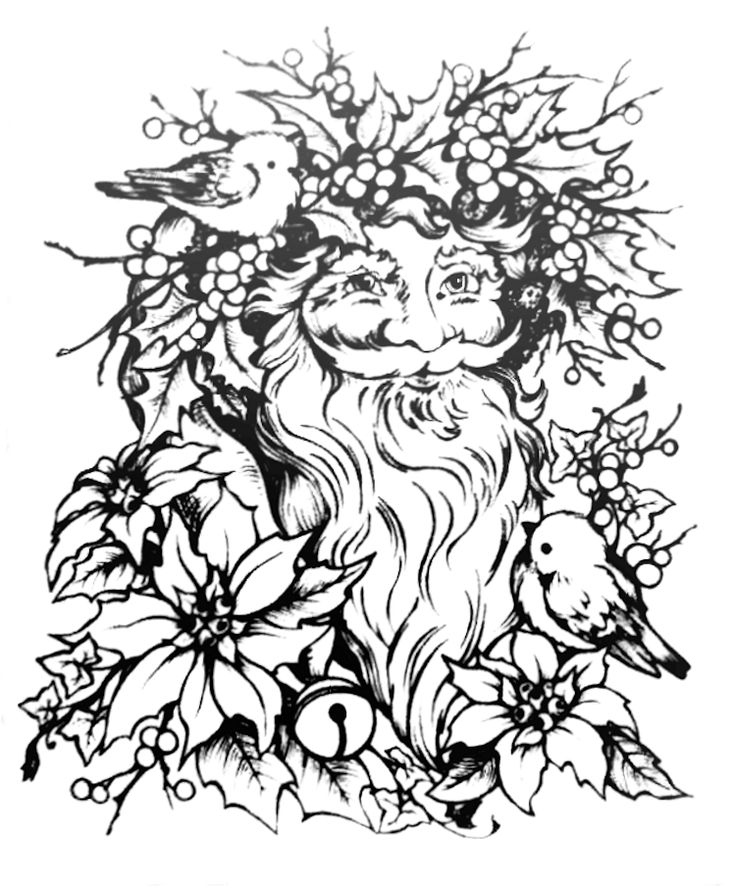 Coloring Pages Of Le Trees : 1036 best adult coloring pages images on pinterest