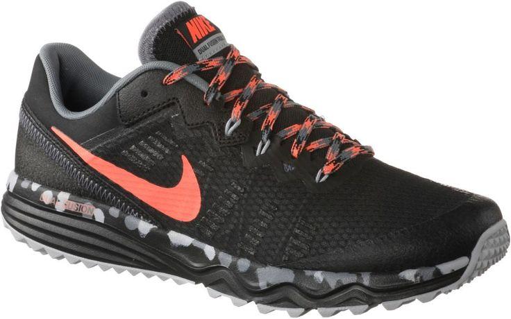 #Nike #Dual #Fusion #Trail 2 #Laufschuhe #Damen #schwarz/pink -