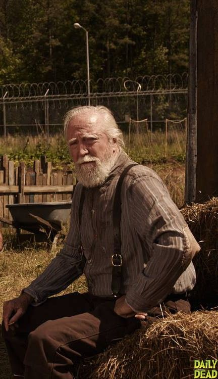 Hershel Greene (Scott Wilson) - The Walking Dead