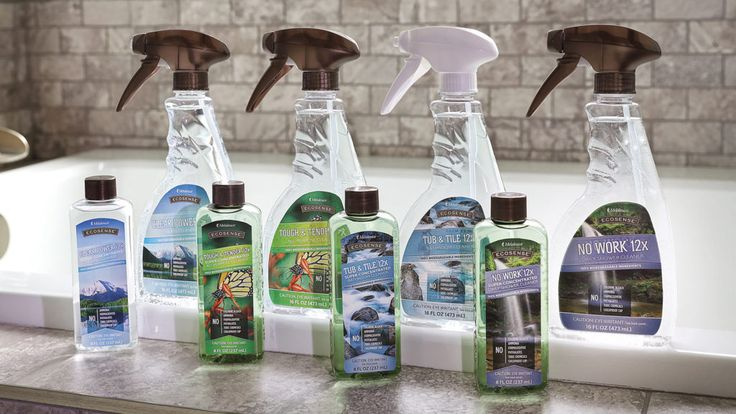 12x reasons to love EcoSense! Meet the world's 1st 12x super-concentrated home cleaning products.