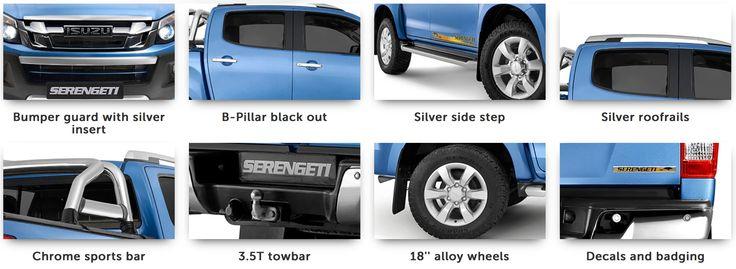 - New Special Edition Isuzu - SERENGETI - Thorp Motor Group