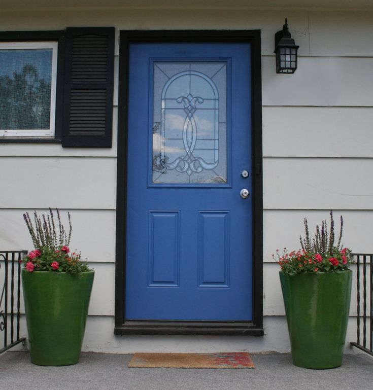 Blue Foyer Door : Images about stairs hallway foyer on pinterest
